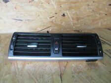 Front Center Air Fresh Grille Vent Lock Hazard Switch BMW E70 E71 E72 X5 X6 OEM