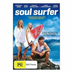 Soul Surfer : NEW DVD