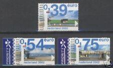 Nederland NVPH 2062-64 Europostzegels 2002 Gestanst Postfris