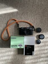 Leica M6 Classic With Lens And Strap