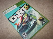 DiRT 3 (Xbox 360/One/X) First Print Black Label Vanilla, iii brand new & SEALED