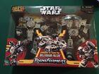 Hasbro Star Wars Transformers Crossovers Millennium Falcon MIB Sealed Han Solo For Sale