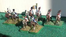 Painted soldiers 15mm - NAPOLEONIC FRENCH CARABINEERS