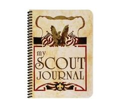 BOY SCOUTS OF AMERICA RECORD OF MY JOURNEY TO EAGLE JOURNAL RING BOUND BRAND NEW