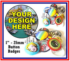 Advertising Plastic Collectable Badges/Pins Badges