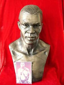 Mike Tyson Life Size 1:1 Prestige Bust Limited Edition Figurine Only 20ish Made