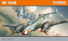 Eduard 1/48 Model Kit 8203 Messerschmitt Bf 110E Profipack C