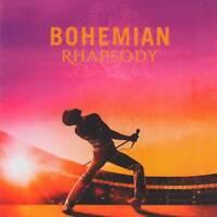 QUEEN - BOHEMIAN RHAPSODY - OST ORIGINAL SOUNDTRACK (2018)  CD Jewel Case+GIFT