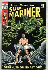 Sub-Mariner #13-1969 fn Marie Severin Joe Simon