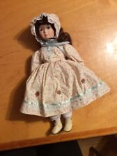 VINTAGE CHINA FACE DOLL MADE IN TAIWAN REPUBLIC OF CHINA B2