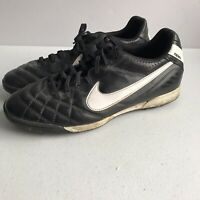 Mens Nike Tempo Astro Turf Football Boots Size 8 UK