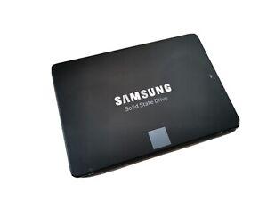 Samsung SSD 850 EVO 500GB, intern, 2,5 Zoll (MZ-75E500)
