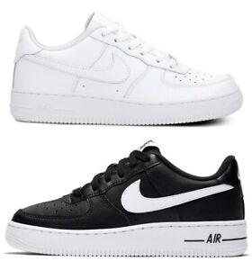 NIKE AIR FORCE 1 '07  Sneaker UNISEX Weiß Sportschuhe 314192-117/CT7724-001