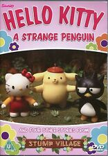 HELLO KITTY A STRANGE PENGUIN & 4 OTHER STORIES FROM STUMP VILLAGE DVD