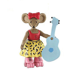 """Rastamouse Scratchy 3"""" Action Figures new sealed"""