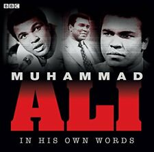 MUHAMMAD ALI IN HIS OWN WORDS 2 X CD BBC AUDIO BOOK
