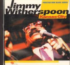 Jimmy Witherspoon(CD Album)Kansas City-VG