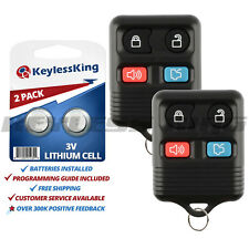 Replacement for Lincoln Town Car - 1998 1999 2000 2001 2002 2003 2004 Key Remote