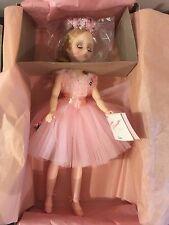 vintage madame alexander elise ballerina - Box - Stand - Tag #1652 1950s