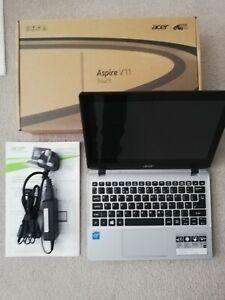 "Acer Aspire V11 Touch V3-112P-C26A 11.6"" HD 4GB RAM Touchscreen laptop windows 8"