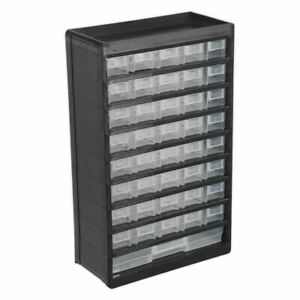 Sealey APDC41 Cabinet Box 41 Drawer