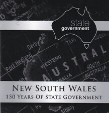 2006 Australia Silver Proof Coin 150yrs of New South Wales State Government