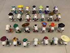McDonald's Snoopy World Tour 1999 Collection