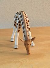 Ceramic Grazing Giraffe