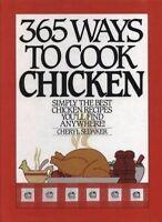 365 Ways to Cook Chicken by Cheryl Sedeker, Cheryl Sedaker