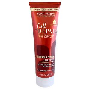 John Frieda Collection Full Repair Strengthen + Restore Shampoo 8.45 oz