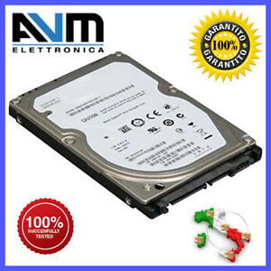 "Hard disk 2,5"" SATA 1TB 500GB 250GB 160GB 80GB WesternDigital Seagate Maxtor PS3"