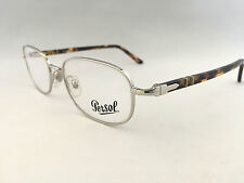 New/Authentic Persol 2395-V 979 Silver/Tortoise 51mm Italy Frames Eyeglasses RX