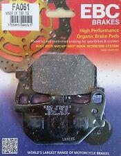 EBC/FA061 Brake Pads (Front) - Yamaha XV750 SE 81-83, XS750 SE 79-82 (LH)