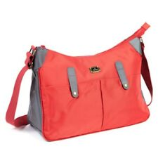 Caboodle Everyday Red & Grey Nappy Changing Bag