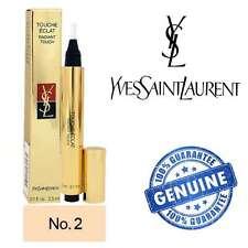 Yves Saint Laurent Touche Eclat 2.5 ml No.2 Luminous Ivory Radiant Touch Conceal