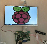 "9""  9 inch TFT LCD Display Monitor + HDMI+VGA+2AV Driver Board for Raspberry Pi"