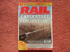 RAIL Issue 608 - Grange-over-Sands + Building HS2 (IMechE Lecture) + Clapham