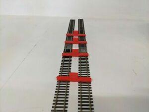Model Railway Twin Parallel Track Tool suitable for Peco Streamline OO Gauge