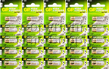 25 PCS GP23AE GP 23A MN21 A23 V23GA VR22 12 VOLT Batteries Expire 2018