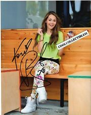 """Kelli Berglund """"Lab Rats"""" In Person Signed 8X10 Color Photo 12"""