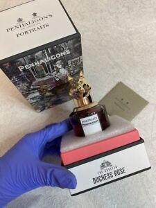 Penhaligon's The Coveted Duchess Rose 75 ml / 2.5 fl.oz, Eau de Parfum New, Sale