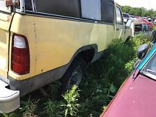 1973-1980 Dodge Truck 100 200 300 8 Foot BED w/o TAILGATE no TAIL GATE
