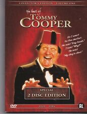 Tommy Cooper-The Best Of Volume 1 2 dvd boxset