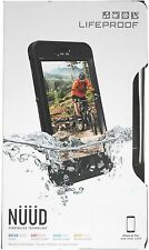 life proof Nuud  protection case  for iphone 6 plus in black