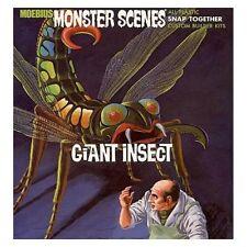"""Monster Scenes """"GIANT INSECT"""" Model Kit"""