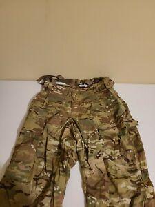 USGI Gen III Level 5 Multicam Soft Shell Pants Large Regular