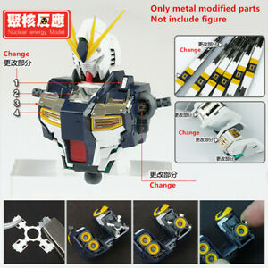 Nuclear Energy model Metal Modified parts for MG 1/100 Nu V Ver.Ka