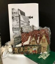 New Dept. 56 Dickens Christmas Victorian Village Butter Tub Farmhouse #58337