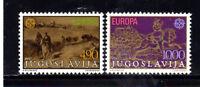 YUGOSLAVIA #1426-1427  1979  EUROPA   MINT VF NH O.G  b