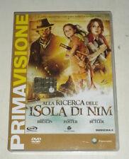 DVD - ALLA RICERCA DELL'ISOLA DI NIM (EDITORIALE)